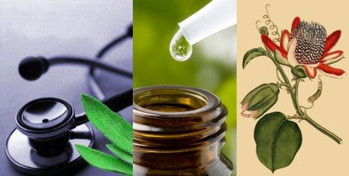 Naturopathic medicine uses botanicals and allopathic approaches