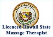 Sarita Velada, Hawaii State Licensed Massage Therapist