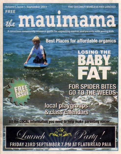 The Mauimama Newspaper Sept 2011
