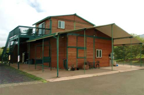 Maui Equine Veterinary Hospital in Kula