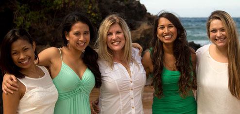 The Maui Dental Group team