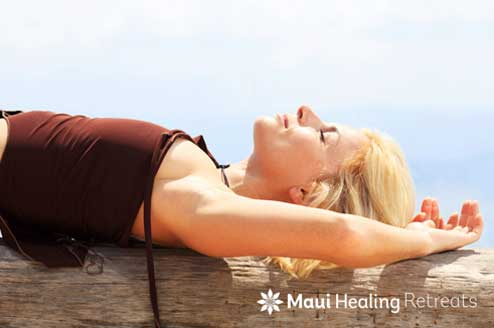 Relax at a Maui Healing Retreat