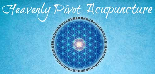 Heavenly Picvot Acupuncture Logo